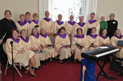 2-AdultChoir (Photo of adult choir)